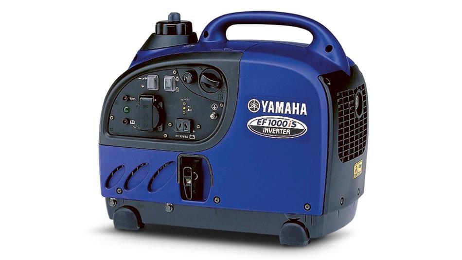 Генератор Yamaha EF1000 (2) в Багратионовске