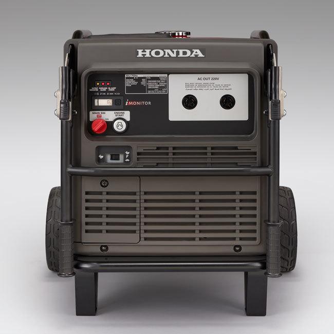 Генератор Honda EU70iS (4) в Багратионовске