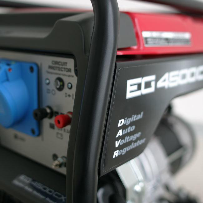 Генератор Honda EG4500CX (5) в Багратионовске