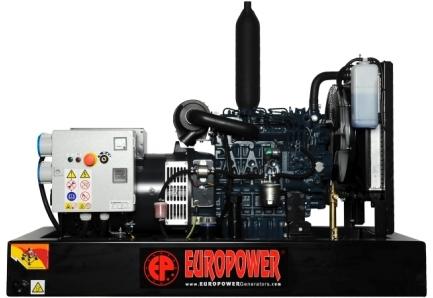 Генератор дизельный Europower EP 163 DE в Багратионовске
