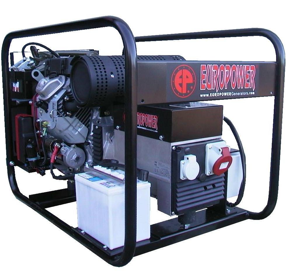 Генератор бензиновый Europower EP 13500TE в Багратионовске