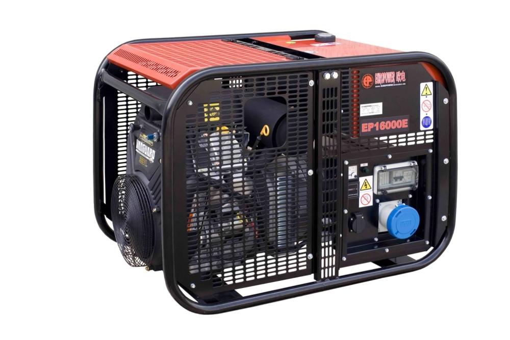 Генератор бензиновый Europower EP 16000 E в Багратионовске