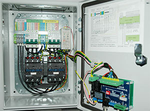 Автоматика ТКМ-V3 с ИУ4с + ПБ4-1 (EU30iS) (2) в Багратионовске
