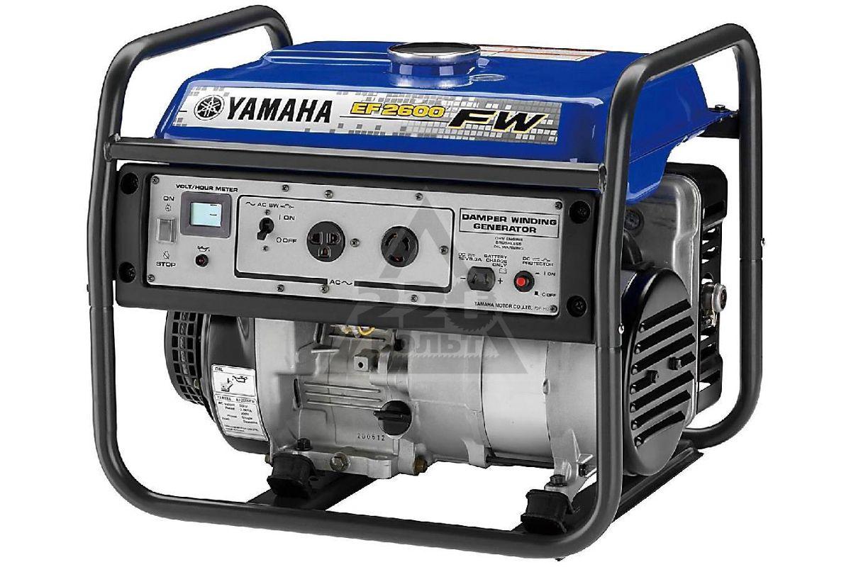 Генератор Yamaha  EF2600 в Багратионовске