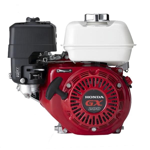 Двигатель Honda GX200 QX4 в Багратионовске