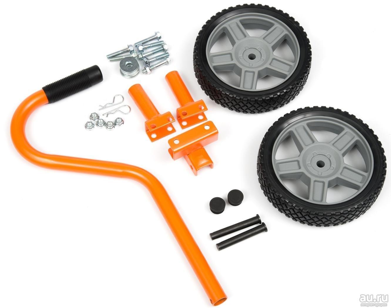 Комплект колес для генераторов ECT 7000 в Багратионовске
